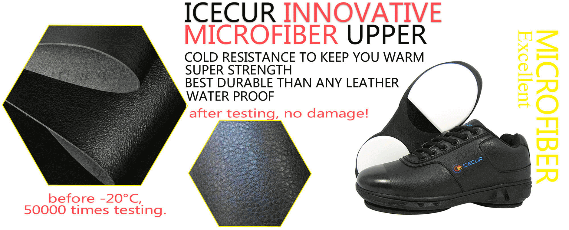 Icecur Curling Shoes