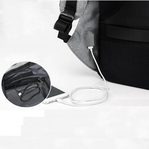 Smart backpack (mochila inteligente)