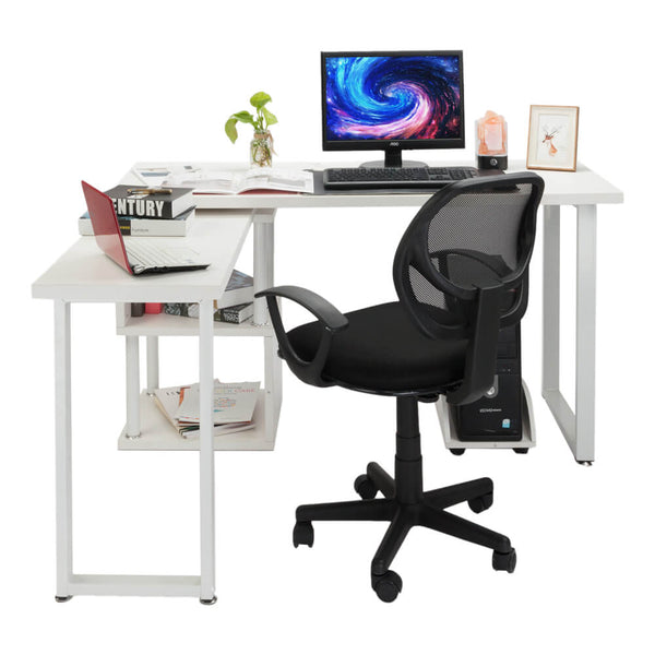 Home Office Chair Nylon Mesh Chair Black