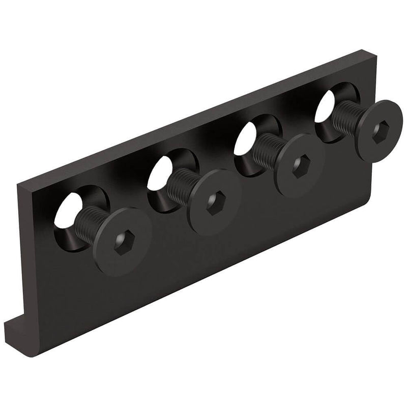Barn DoorHardware Connector Connecting Adaptor Oil Rubbed Bronze
