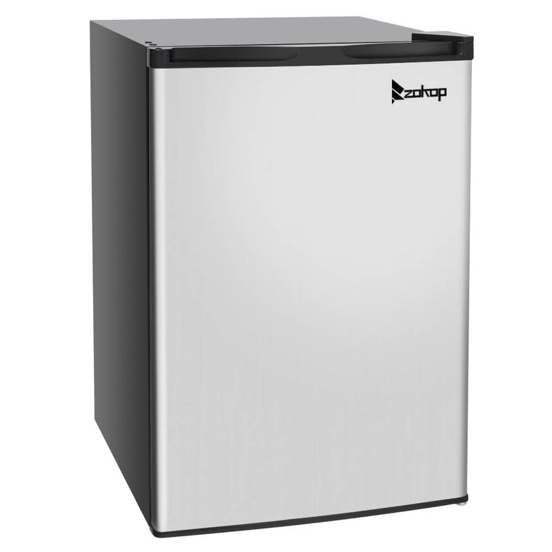 Household Refrigerator Single Door Black