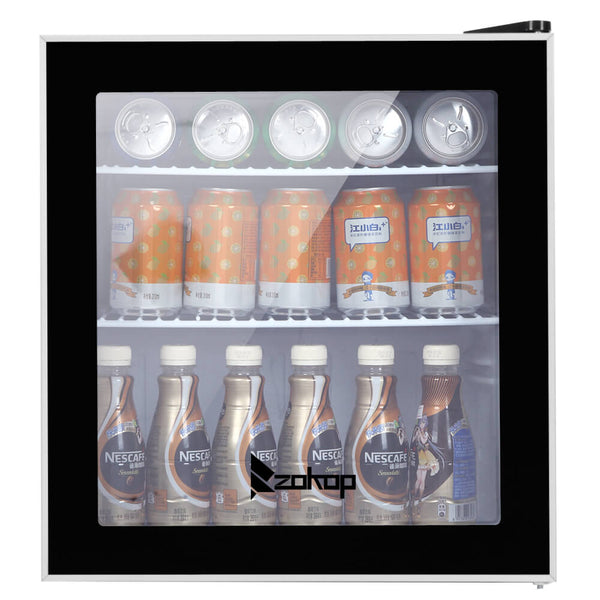 Beverage Refrigerator Black 115V/60Hz  46L/60CAN