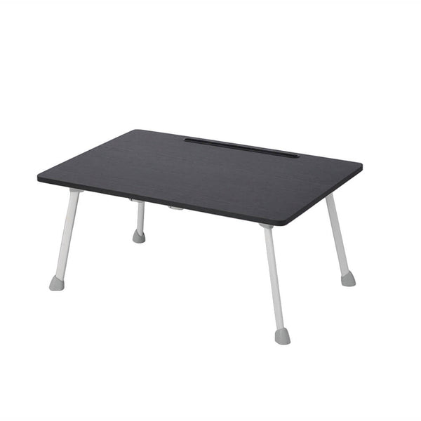 Folding Laptop Desk for Bed with Slot, 23 inches