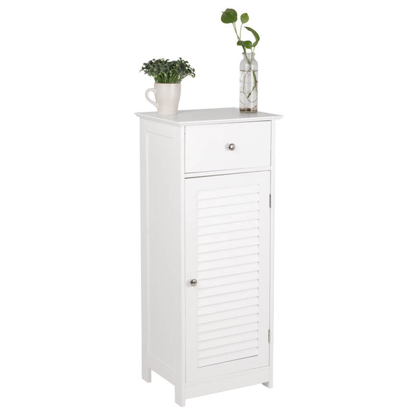 MDF Bathroom Cabinet White