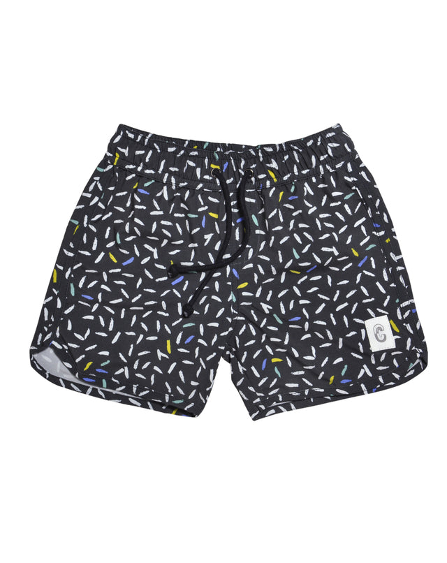 Snow Knight Quick Dry Beach Shorts
