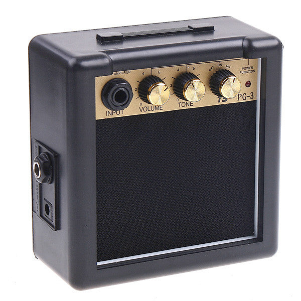 3 Watt Electric Guitar Amplifier