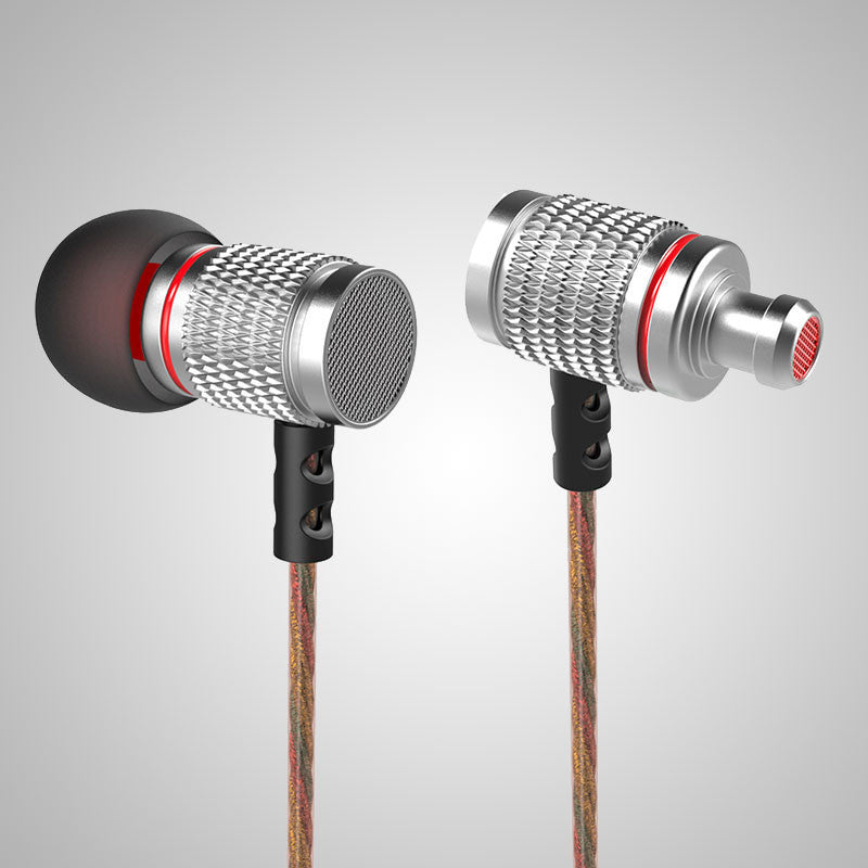 Music HIFI Bass Earphone