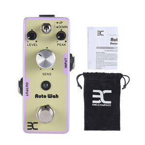 ENO TC-61 Auto Wah Guitar Effects Pedal