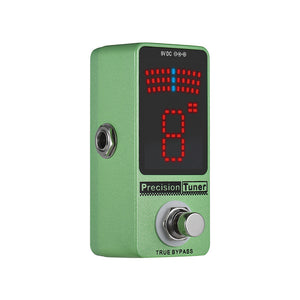 Chromatic Tuner Pedal LED Display