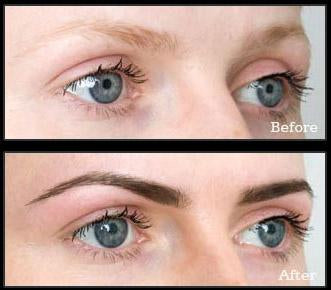 79b1970fad1 Our 3D Full brows Fiber Gel bring you brows alive! It comes with a tiny pot  filled with black fibers that look like hair.