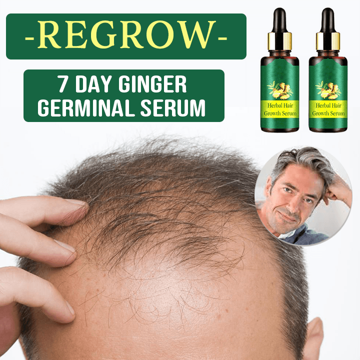 ReGrow™ 7 Day Ginger Germinal Serum