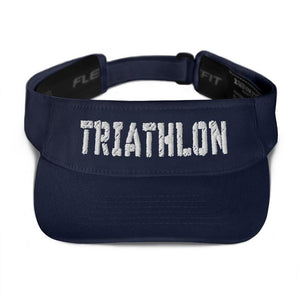 Visor - TRIATHLON Design (W) Triathlon Inspires Store Navy