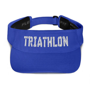 Visor - TRIATHLON Design (W) Triathlon Inspires Store Royal
