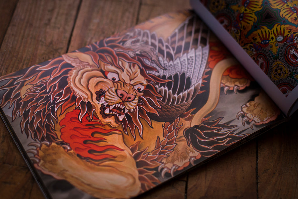 The Hidden Art of Tattooists