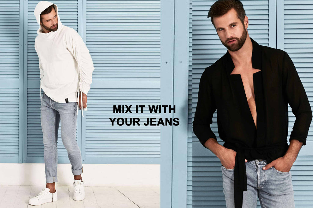 MIX ORTTU WITH YOUR JEANS