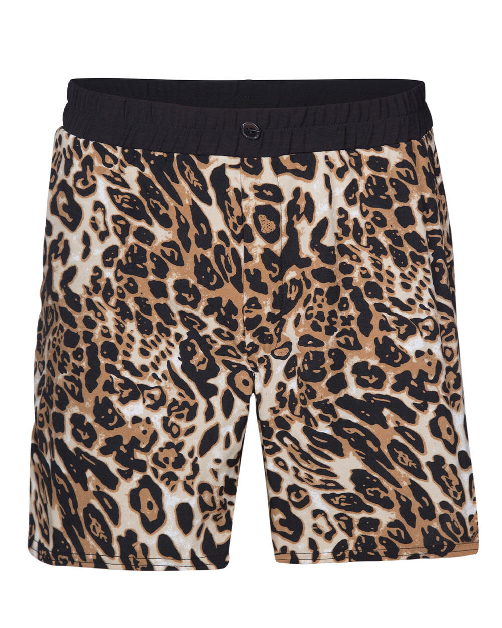 Safari Shorts - Leopard