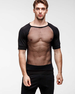 Adder Top - Black
