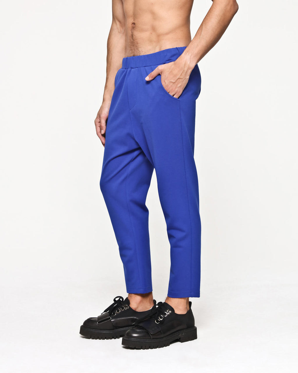 Manhattan Pants - Blue