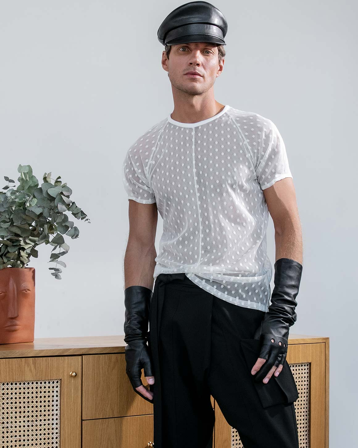 5th Element Top - Black