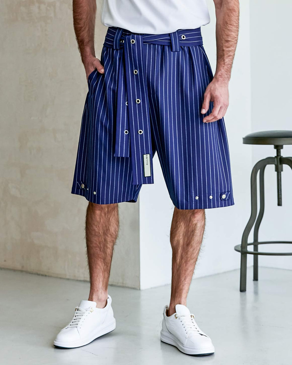 Mauricio Shorts - Blue