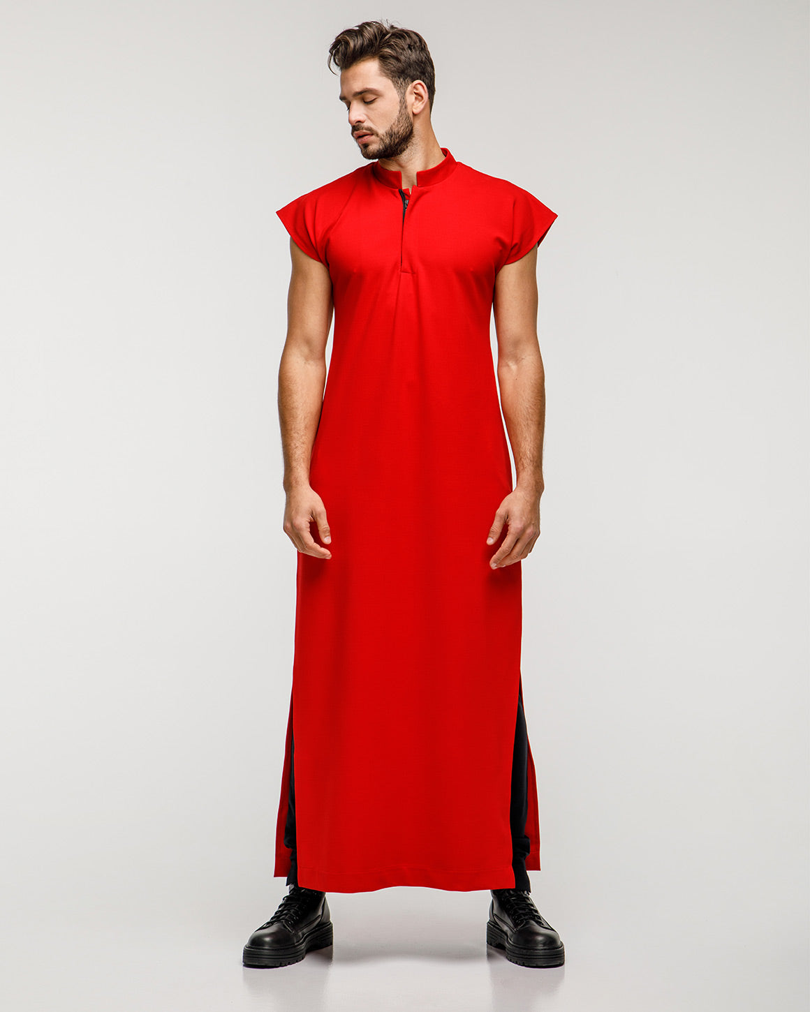 Amen Dress - Red
