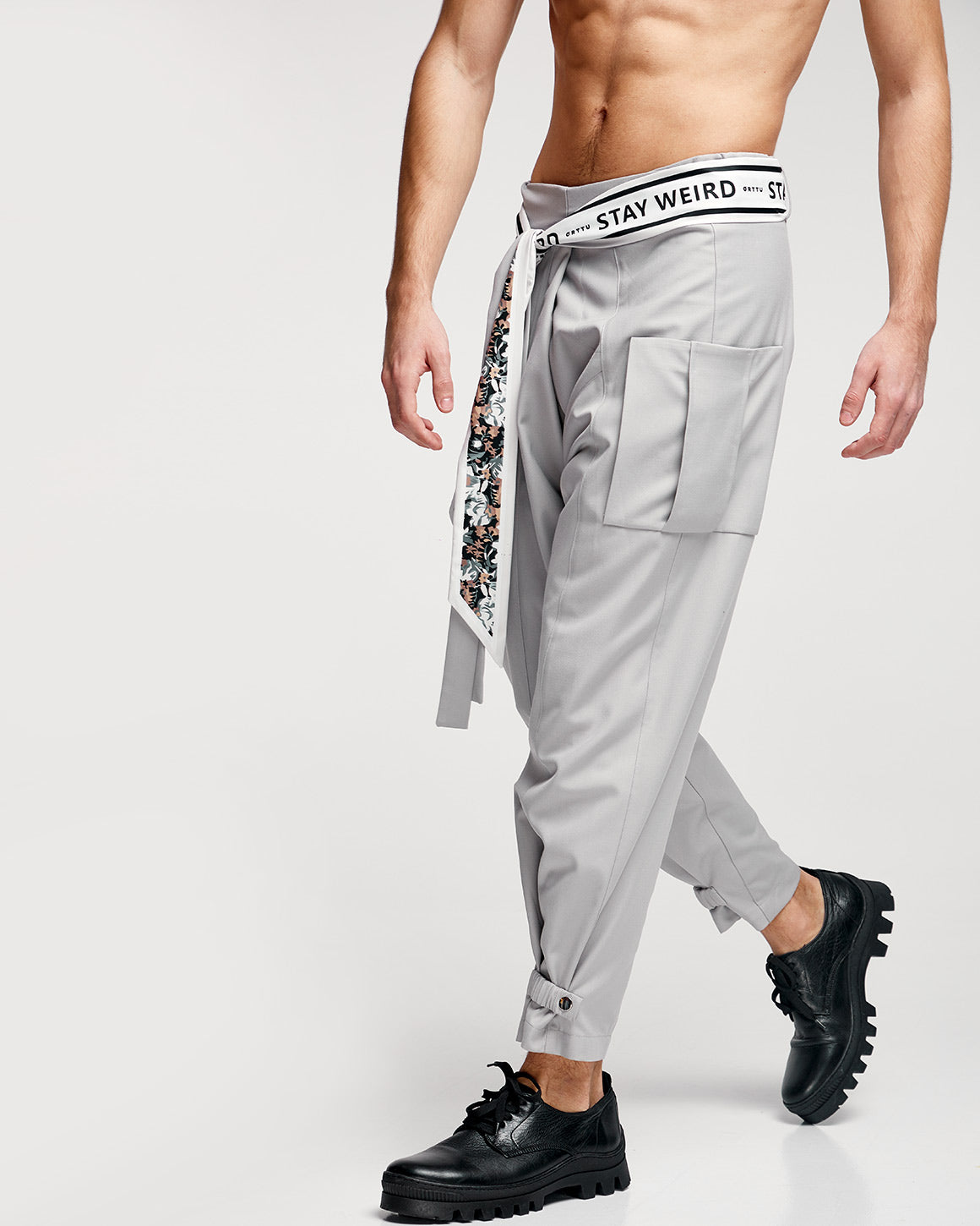 Anomalous Pants - Grey