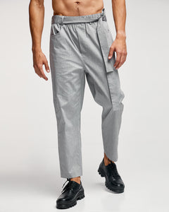 London Pants - Grey