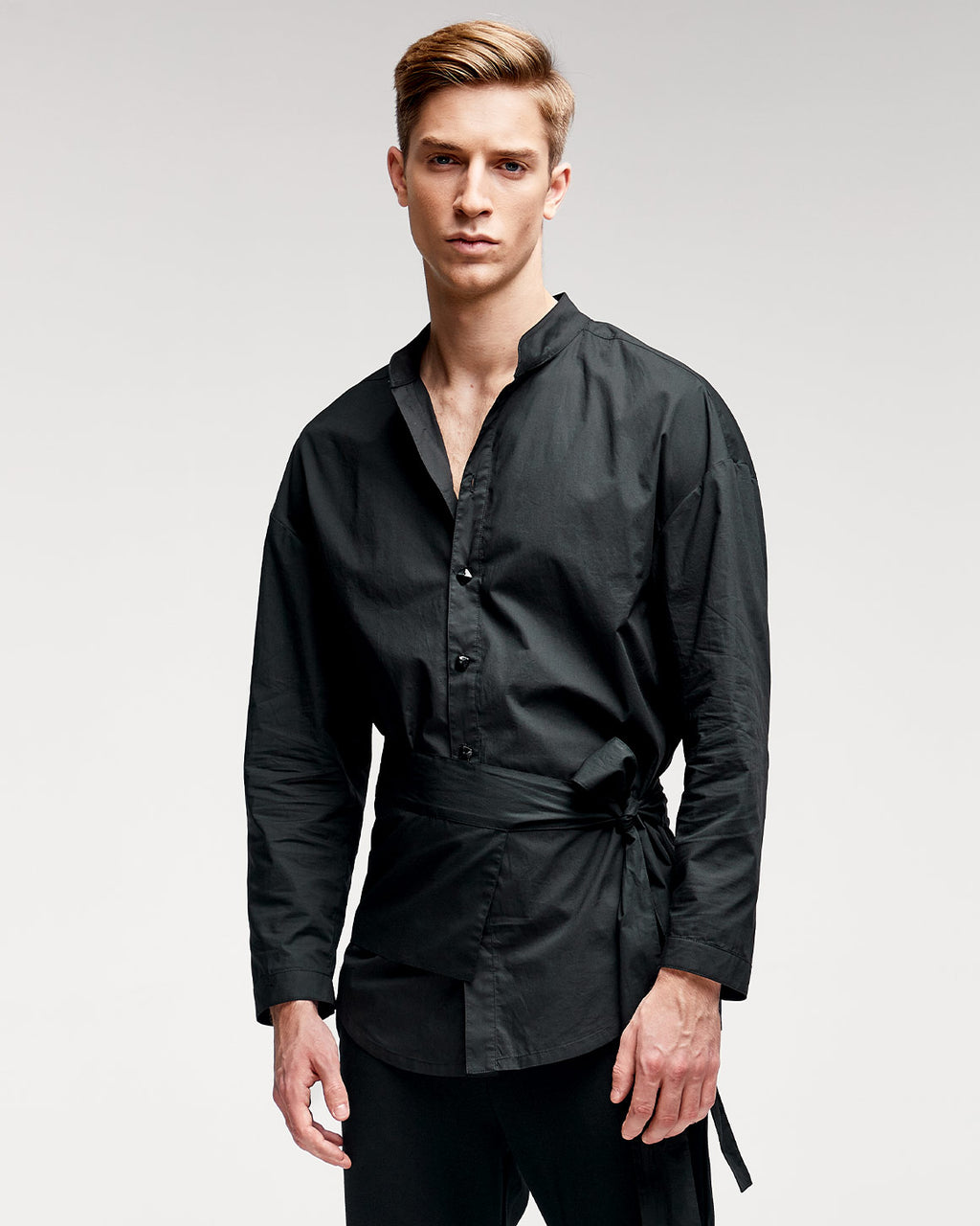 Shanghai Shirt - Black