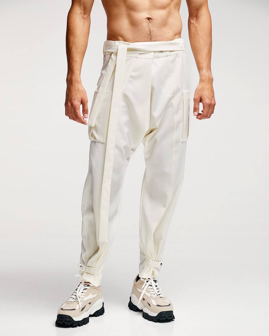 Anomalous Pants - White