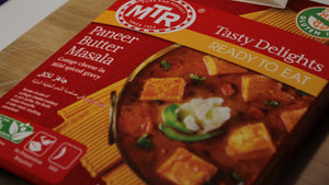 PANEER BUTTER MASALA (READY TO EAT) 300g