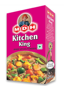 MDH Kitchen King MASALA (100g)