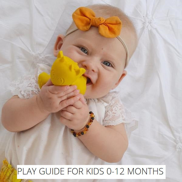 Play Guide for Babies 0-12 Months