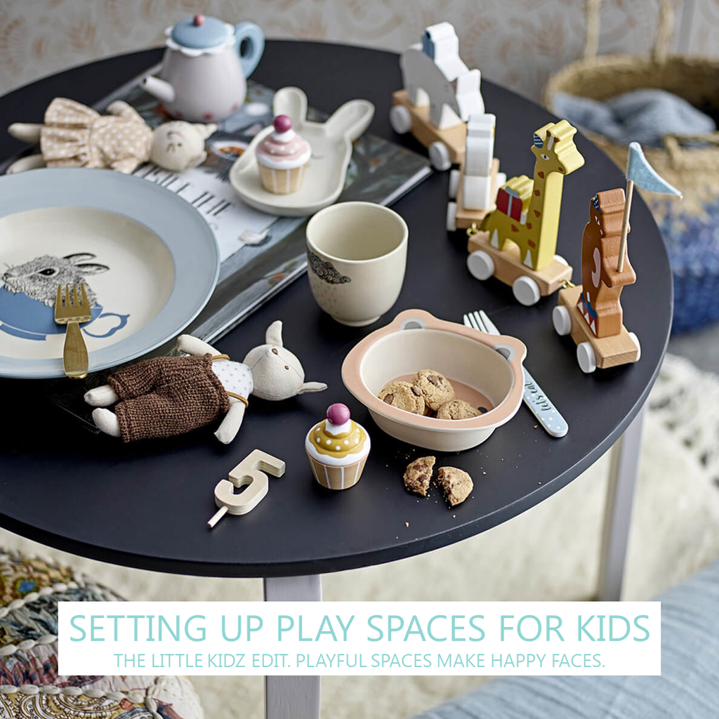 Create The Perfect Kids Play Room