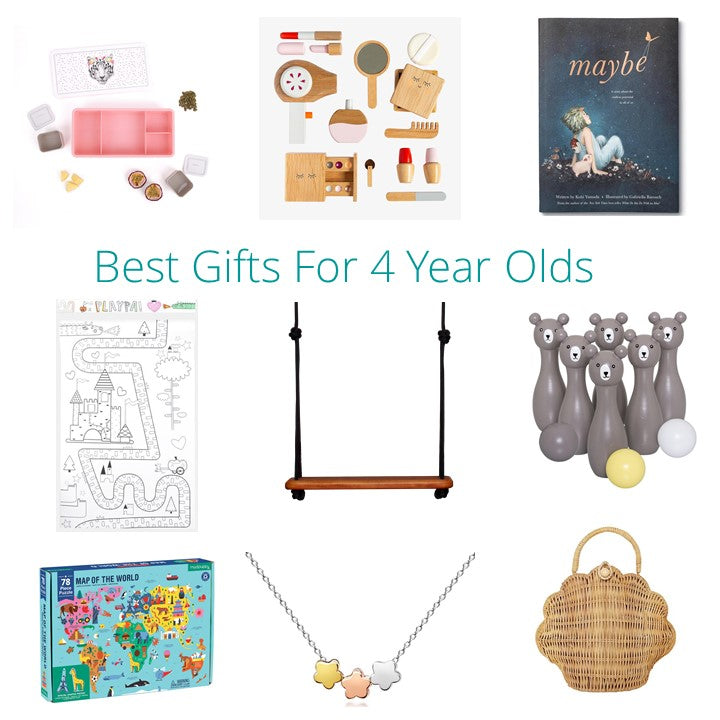 The Ultimate Kids Gift Ideas - Best Gifts for a 4 Year Old