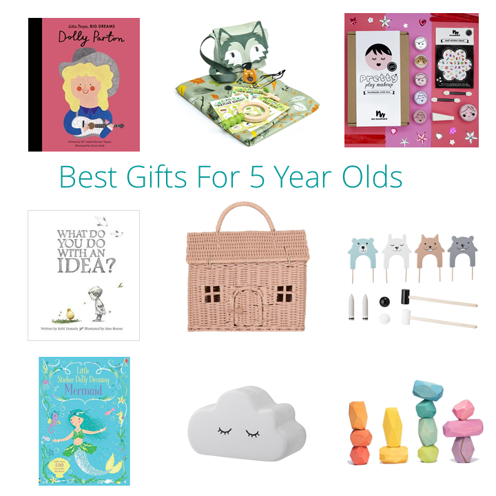The Ultimate Kids Gift Ideas - Best Gifts for a 5 Year Old