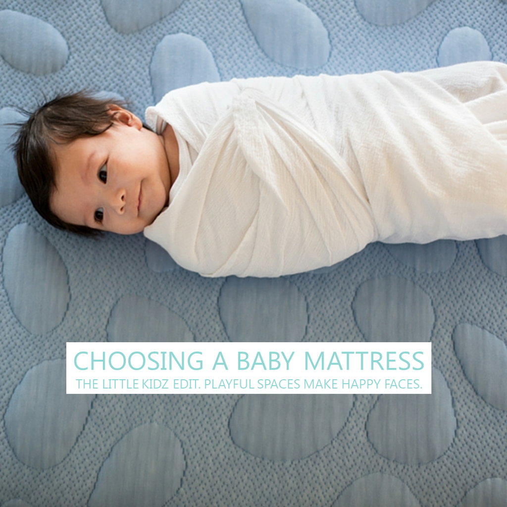 Buying A Baby Mattress.