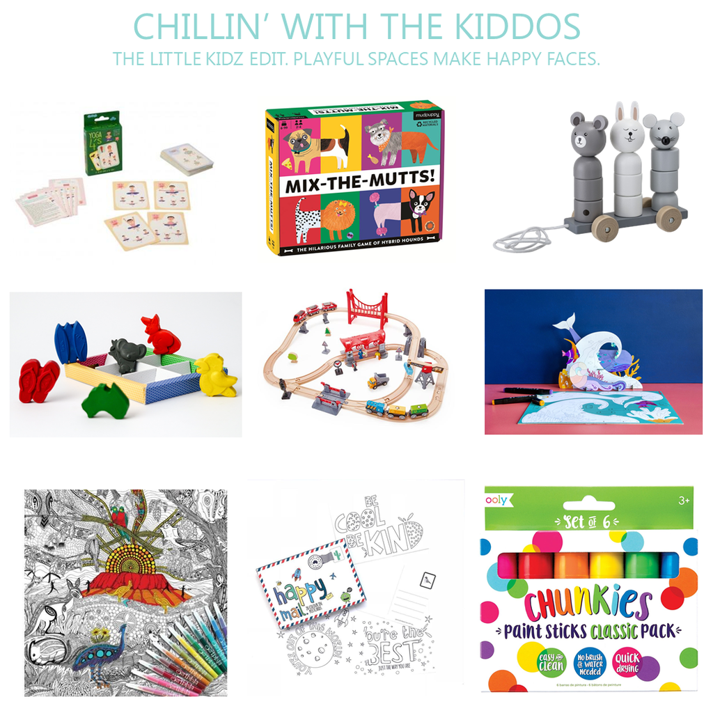 Kids Playroom Ideas - Chillin' With The Kiddos