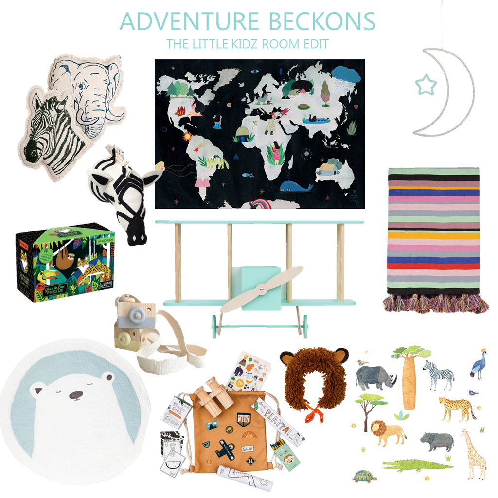 Kids Room Ideas - Create An Adventurous Kids Room