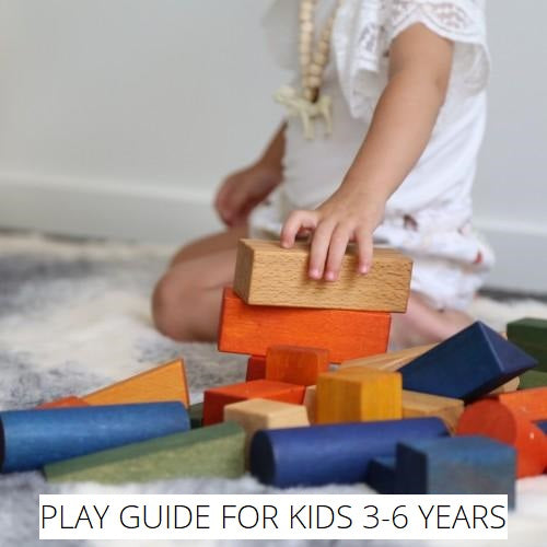 Play Guide for Kids Aged 3-6 Years Old