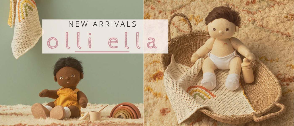 Olli Ella creative toys new arrivals for The Little Kidz Closet