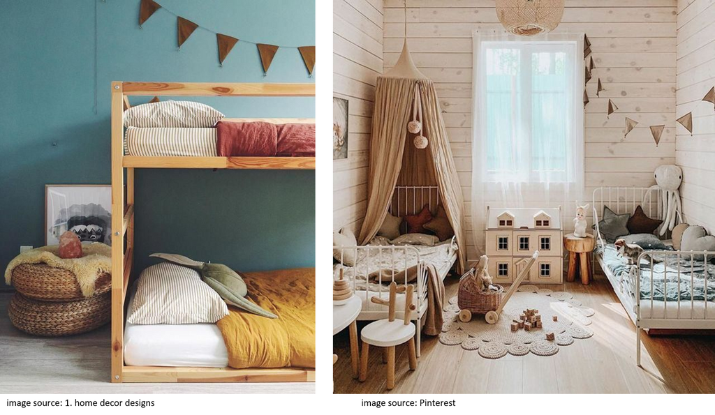 The Ultimate Guide For Creating A Shared Kids Bedroom