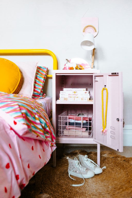 Mustard Made Lockers  The Shorty in Blush