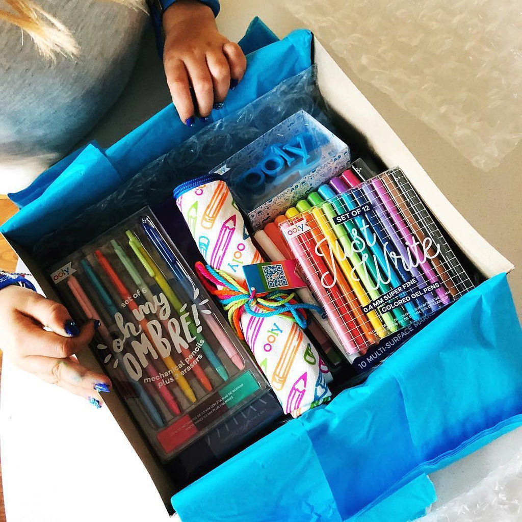 Kids Stationery Gift Box