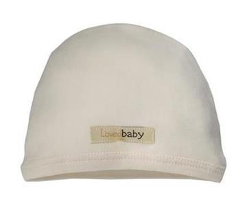 Loved Baby Organic Cotton Baby Cutie Cap  Beige