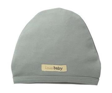 Loved Baby Organic Cotton Baby Cutie Cap  Seafoam