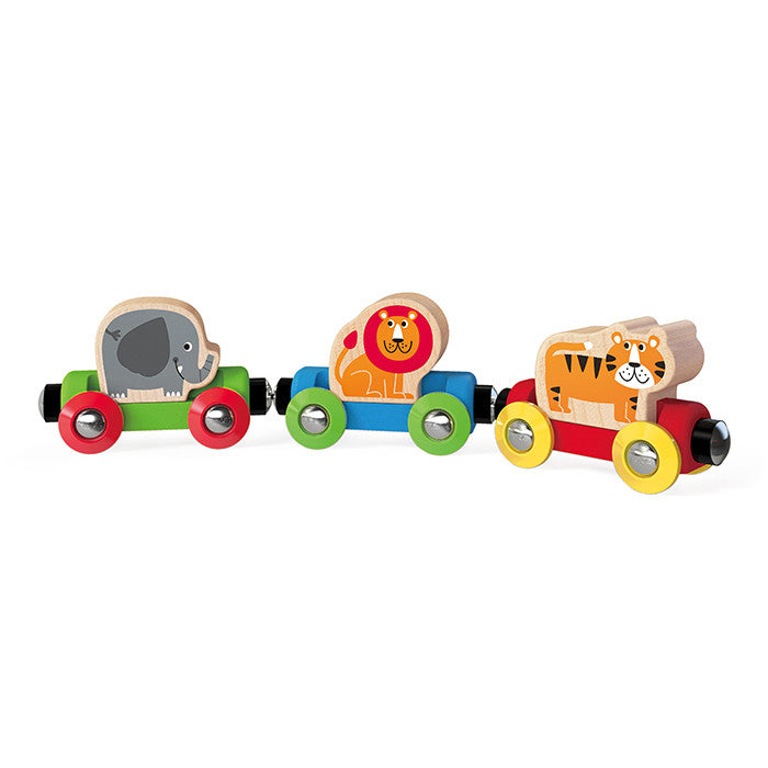 Hape Toys -  Jungle Journey Train