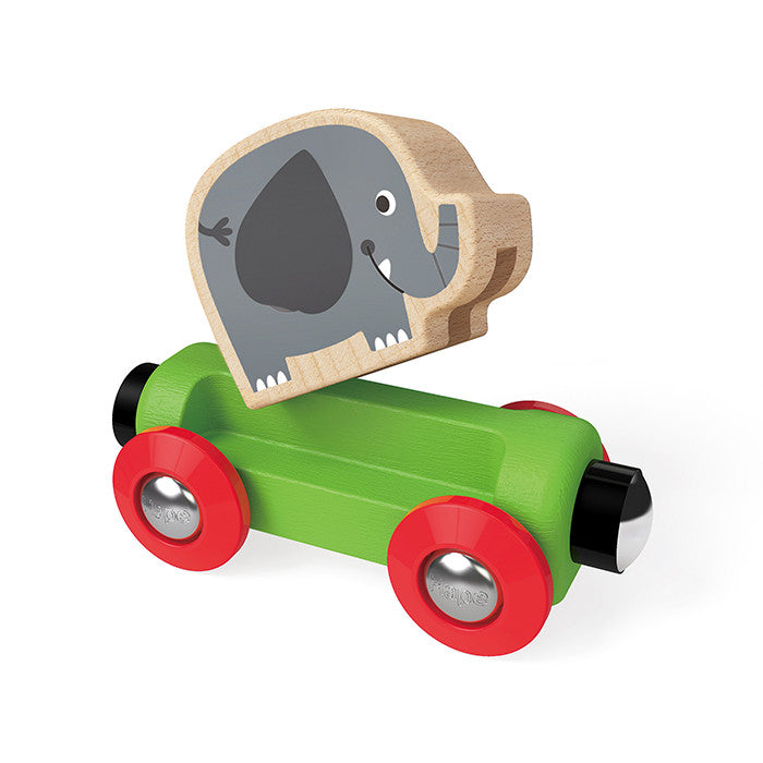 Hape Toys   Jungle Journey Train