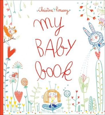 My Baby Book  Baby Memory Journal