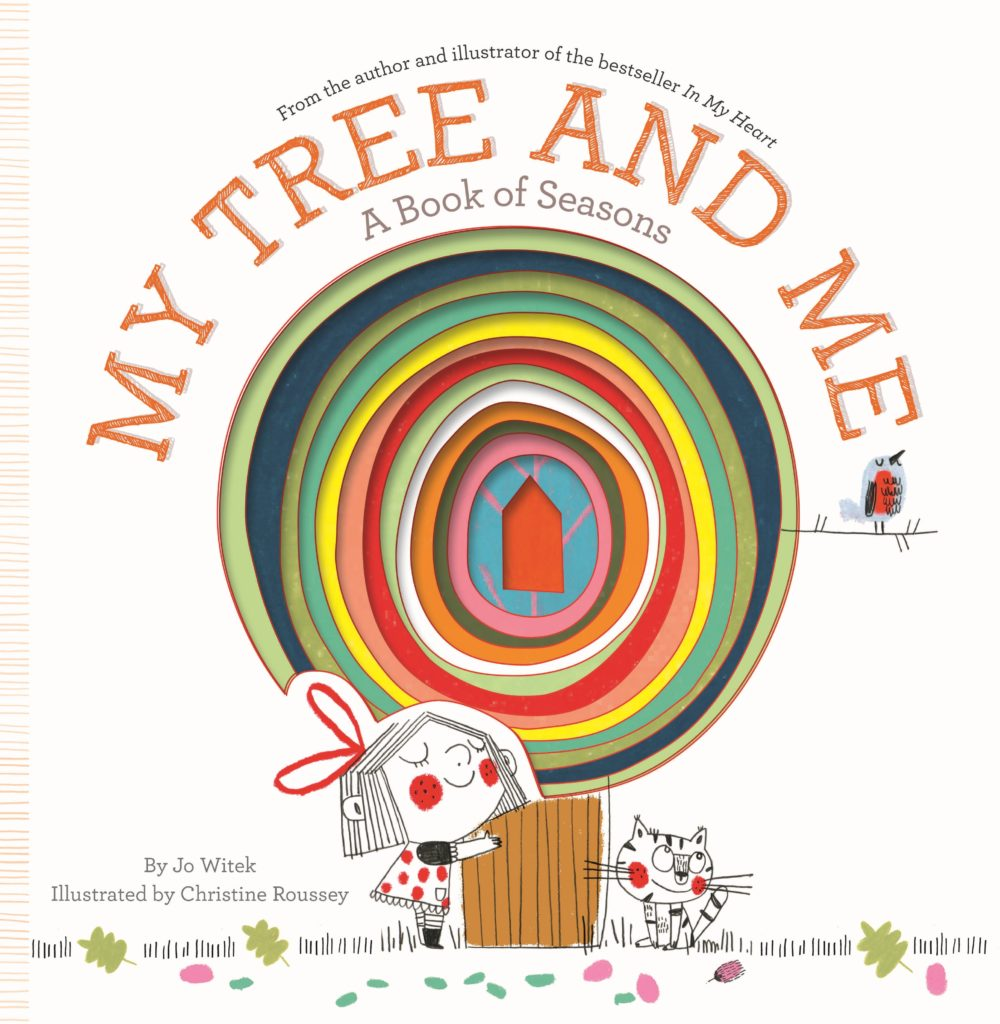 Children's Books  - My Tree And Me A Book of Seasons