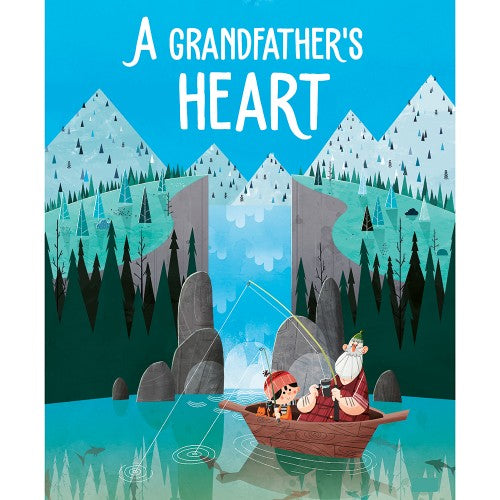 Sassi Book - A Grandfather's Heart